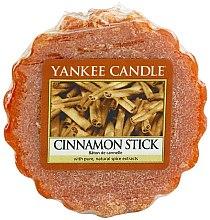 Düfte, Parfümerie und Kosmetik Duftendes Wachs - Yankee Candle Cinnamon Stick Tarts Wax Melts