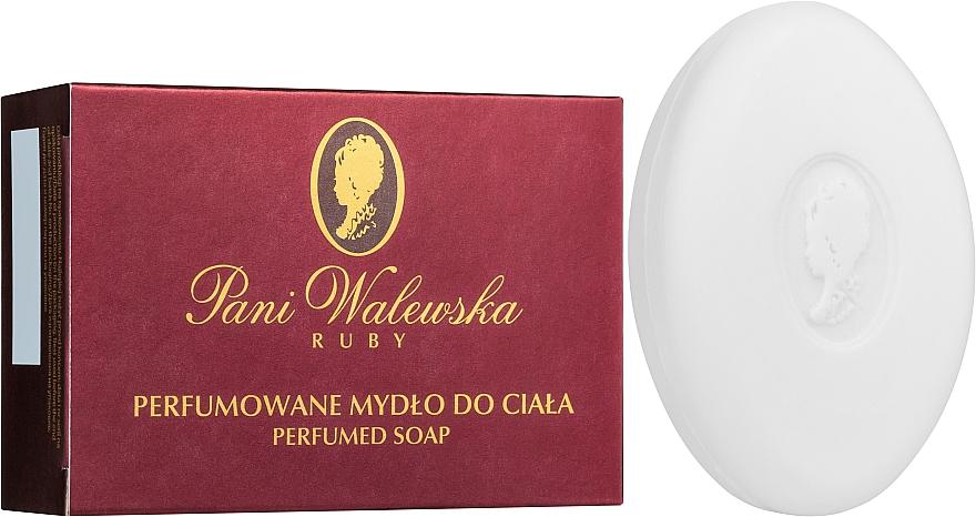 Parfümierte Körperseife - Pani Walewska Ruby Soap
