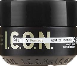 Düfte, Parfümerie und Kosmetik Haarstyling-Pomade - I.C.O.N. Liquid Fashion Putty Pomade