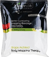 Düfte, Parfümerie und Kosmetik Proverka - Bielenda Professional Termo-Contouring Wrapping Bandage
