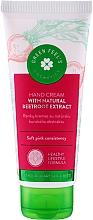 Düfte, Parfümerie und Kosmetik Handcreme mit Rübenextrakt - Green Feel's Hand Cream With Beetroot Extract