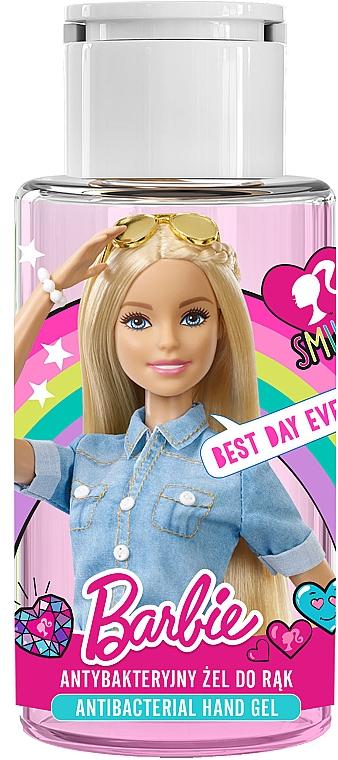 Antibakterielles Handgel für Kinder Barbie - Uroda Barbie Antibacterial Hand Gel