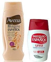 Düfte, Parfümerie und Kosmetik Körperpflegeset - Instituto Espanol Avena Set (Körperbalsam 500ml + Körpermilch 100ml)