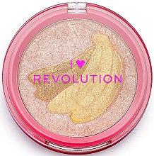 Düfte, Parfümerie und Kosmetik Highlighter Banane - I Heart Revolution Fruity Highlighter Banana