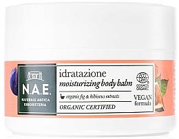 Düfte, Parfümerie und Kosmetik Feuchtigkeitsspendender Körperbalsam mit Bio Feigen und Hibiskusextrakten - N.A.E. Idratazione Moisturizing Body Balm
