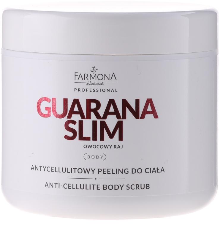 Anti-Cellulite Zuckerpeeling für den Körper - Farmona Professional Owocowy Raj — Bild N1