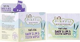 Düfte, Parfümerie und Kosmetik Reinigungstücher für Kinder- zahnfleisch und zähne - Jack N' Jill