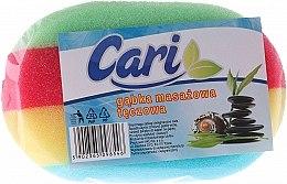 Düfte, Parfümerie und Kosmetik Badeschwamm Regenbogen 5 - Cari