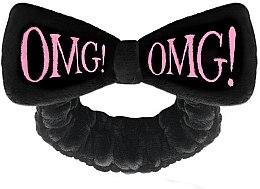 Düfte, Parfümerie und Kosmetik Haarband schwarz - Double Dare OMG! Black Hair Band