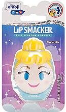 """Düfte, Parfümerie und Kosmetik Lippenbalsam """"Cinderella"""" - Lip Smacker Disney Emoji Cinderella Lip Bibbity Bobbity Berry"""
