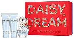 Düfte, Parfümerie und Kosmetik Marc Jacobs Daisy Dream - Duftset (Eau de Toilette/50ml + Duschgel/75ml + Körperlotion/75ml)