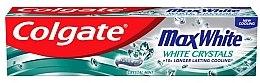 Düfte, Parfümerie und Kosmetik Aufhellende Zahnpasta Max White White Crystals - Colgate Max White White Crystals