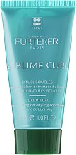 Düfte, Parfümerie und Kosmetik Nährende Haarspülung für leichte Kämmbarkeit für lockiges und gewelltes Haar - Rene Furterer Sublime Curl Activating Detangling Conditioner