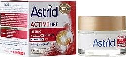 Düfte, Parfümerie und Kosmetik Verjüngende Tagescreme mit Lifting-Effekt - Active Lift Lifting and Rejuvenating Day Cream SPF 10