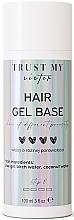 Düfte, Parfümerie und Kosmetik Haargel-Base mit Birken- und Kokoswasser - Trust My Sister Hair Gel Base