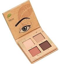 Düfte, Parfümerie und Kosmetik Lidschatten-Palette - Felicea Natural Eyeshadow