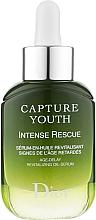 Düfte, Parfümerie und Kosmetik Intensiv revitalisierendes Öl-Serum für Gesicht - Christian Dior Capture Youth Intense Rescue Oik-Serum
