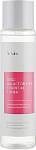 Düfte, Parfümerie und Kosmetik Feuchtigkeitsspendendes Gesichtstonikum mit Rosenwasser und Aminosäure - iUNIK Rose Galactomyces Essential Toner