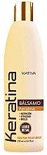 Düfte, Parfümerie und Kosmetik Nährende Haarspülung mit Kollagen - Kativa Keratina Conditioner Balm