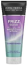 Düfte, Parfümerie und Kosmetik Conditioner für lockiges und feines Haar - John Freida Frizz Ease Weightless Conditioner