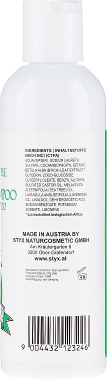 Shampoo mit Teebaumöl - Styx Naturcosmetic Tee Tree Hair Shampoo — Bild N2