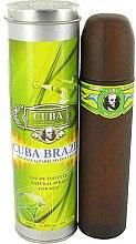 Düfte, Parfümerie und Kosmetik Cuba Brazil - Eau de Toilette