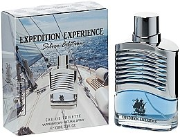Düfte, Parfümerie und Kosmetik Georges Mezotti Expedition Experience Silver - Eau de Toilette