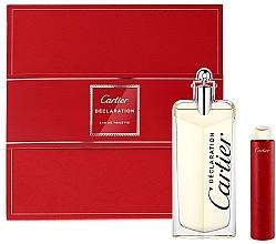 Düfte, Parfümerie und Kosmetik Cartier Declaration - Duftset (Eau de Toilette 100ml + Eau de Toilette 15ml)