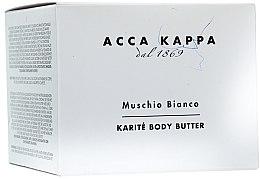 Düfte, Parfümerie und Kosmetik Körperöl - Acca Kappa White Moss