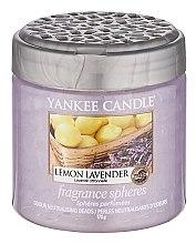 Düfte, Parfümerie und Kosmetik Duftsphäre mit Perlen Lemon Lavender - Yankee Candle Lemon Lavender Fragrance Spheres