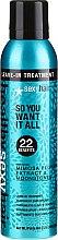 Düfte, Parfümerie und Kosmetik Haarkur-Spray ohne Ausspülen mit Mimosenblütenextrakt und Mondstein - SexyHair Healthy So You Want It All Leave-In Treatment