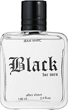 Düfte, Parfümerie und Kosmetik Jean Marc X Black - After Shave Lotion