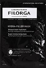 Düfte, Parfümerie und Kosmetik Intensiv feuchtigkeitsspendende Gesichtsmaske mit Hyaluronsäure - Filorga Hydra-Filler Mask