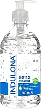 Düfte, Parfümerie und Kosmetik Antibakterielles Handreinigungsgel mit Aloe Vera - Indulona Aloe Vera