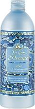 Düfte, Parfümerie und Kosmetik Aromatische Badecreme mit fidschianischem Wasser und Seetang - Tesori d`Oriente Thalasso Therapy Aromatic Bath Cream