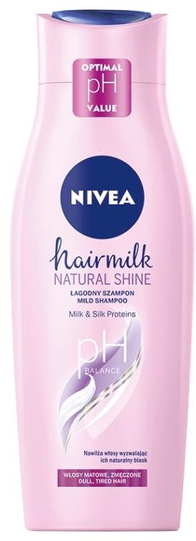 Haarmilch für natürlicher Glanz - Nivea Hair Milk Natural Shine