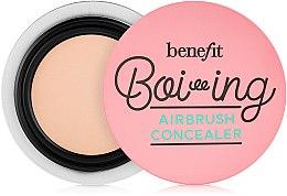 Düfte, Parfümerie und Kosmetik Gesichts-Concealer - Benefit Boi-Ing Airbrush Concealer