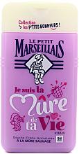 Düfte, Parfümerie und Kosmetik Duschgel Brombeere - Le Petit Marseillais Blackberry Shower Gel