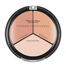 Düfte, Parfümerie und Kosmetik Konturpuder Trio - Pierre Rene Powder Contouring (6 g)