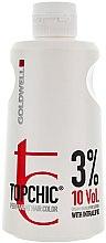 Düfte, Parfümerie und Kosmetik Entwicklerlotion 3% - Goldwell Topchic Developer Lotion