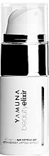 Düfte, Parfümerie und Kosmetik Anti-Aging Augenkonturgel mit Lifting-Effekt - Yamuna Beauty Elixir Anti-aging Eye Contour Gel