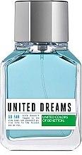 Düfte, Parfümerie und Kosmetik Benetton United Dreams Go Far - Eau de Toilette