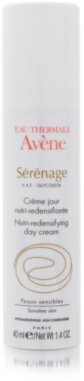 Nährstoffverstärkende Tagescreme für empfindliche Haut - Avene Serenage Nutri-Redensifying Day Cream — Bild N1