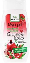Düfte, Parfümerie und Kosmetik Intimwaschgel mit Granatapfel - Bione Cosmetics PomegranateI ntimate Wash Gel With Antioxidants