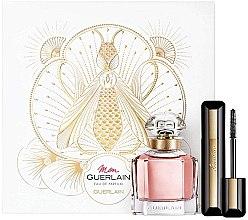 Düfte, Parfümerie und Kosmetik Guerlain Mon Guerlain - Duftset (Eau de Parfum/50ml + Wimperntusche/8,5ml)