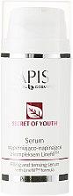Düfte, Parfümerie und Kosmetik Aufpolsterndes straffendes Gesichtsserum - APIS Professional Secret Of Youth Filling And Tensing Serum