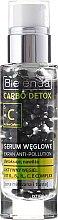 Düfte, Parfümerie und Kosmetik Gesichtsserum mit Aktivkohle für fettige und Mischhaut - Bielenda Carbo Detox Serum