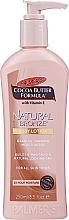 Düfte, Parfümerie und Kosmetik Feuchtigkeitsspendende Körperlotion mit Vitamin E - Palmer's Cocoa Butter Formula Natural Bronze Body Lotion