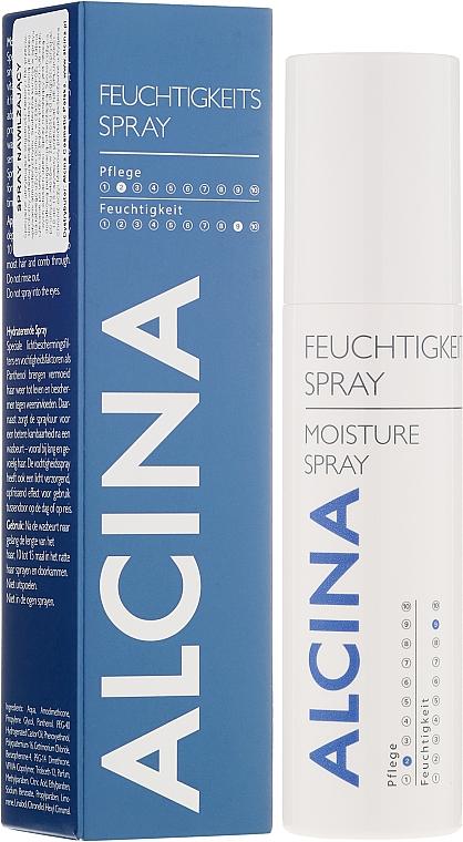 Feuchtigkeitsspendender Haarspray - Alcina Hare Care Moisture Spray — Bild N5