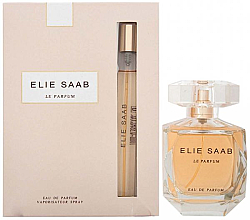 Düfte, Parfümerie und Kosmetik Elie Saab Le Parfum - Duftset (Eau de Parfum/90ml + Eau de Parfum/Mini/10ml)